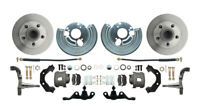 Dodge Dart A Body Basic Drum to Disc Conversion Kit for Wheels Size 5x4