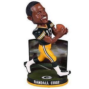 Randall Cobb Green Bay Packers Stadium Series Bobblehead NFL