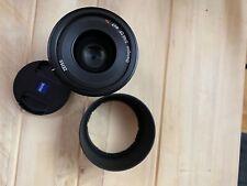 ZEISS Batis 2/40 CF Lens for Sony Mirrorless Camera - Slightly used