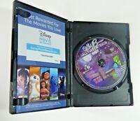 KIMBERLY J BROWN hand-signed HALLOWEENTOWN HIgh DVD Autographed Halloween Disney