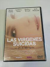 LAS VIRGENES SUICIDAS DVD SOFIA COPPOLA NEW SEALED PRECINTADA NUEVA
