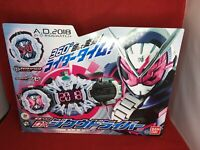 Masked Kamen Rider Zi-O Transform Belt DX Ziku Driver BANDAI Japan import