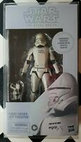 Hasbro E8442 Star Wars 6in Black Carbonized Jet Trooper Action Figure #99