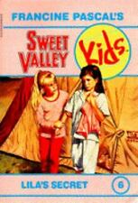 Lila's Secret (Sweet Valley Kids, No. 6) by Francine Pascal, Good Book