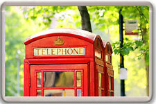 LONDON PHONE FRIDGE MAGNET SOUVENIR IMAN NEVERA