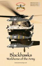 WW Decals 35-01 1/35th Blackhawk-Workhorse of the Army