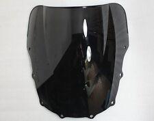Smoke Black Windshield Windscreen For Kawasaki ZZR400 1993-2007 ZZR600 1993-2004