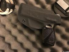 Taurus PT709 Slim IWB right handed concealment Black kydex holster