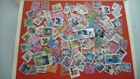 2007  - lot 100 timbres seconds USA