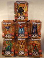 DCU Classics Validus Build A Figure Set Omac Raven Sinestro Batman Starman
