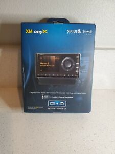 SiriusXM Onyx XDNX1V1 For SiriusXM Car & Home Satellite Radio Receiver Sealed
