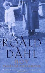 Boy: Tales of Childhood,Roald Dahl- 9780140089172