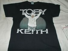 "Toby Keith  ""  Biggest & Baddest Tour  "" Tee   [   medium  ]"