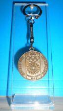 1972 Olympic Games Munich Original KEYCHAIN XX SPIELE DER XX Olympiade München