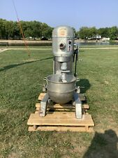60qt Mixer Hobart H 600t 15hp With Bowl Amp Hook 3ph 200v Tested