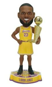 LeBron James Los Angeles Lakers 2020 NBA Champions Bobblehead