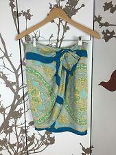 Zara Woman Women's 100% Silk Skirt Size Small