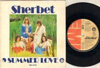 "SHERBET Summer Love  7"" VINYL"
