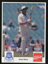 Shane Warne Cricket Trading Cards