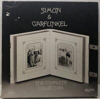 Simon & Garfunkel The Complete Collection 8 Track Cartridge Box Set P5-15333