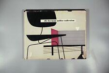 original herman miller 1952 catalogue Furniture  Nelson Eames Noguchi no reprint