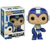 Mega Man Ice Slasher Exclusive Pop! Vinyl Figure #102 Video Game
