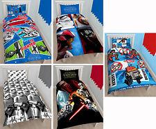 Kinder-Bettwäschegarnituren aus Polyester für Jungen