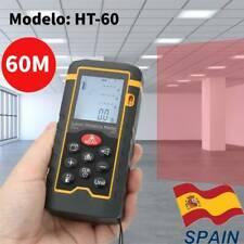 HT-60 0.05-60m Handheld Range Finder Distance Meter Laser Distance Detector