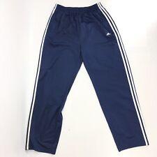 1fb2addff4a ADIDAS Men's L Large Pants Tear Away Solid Blue 2001