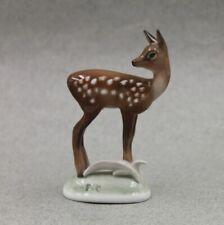 New listing Rosenthal Porcelain Small Fawn Deer Figurine Graeventiz S806
