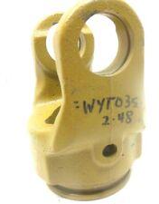 Walterscheid 2400 2480 Series PTO Driveline Metric Yoke WYT0-35-2-48  700-7648