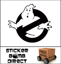Ghostbusters Decal Sticker Costume Jeep Car Accessory JDM Who You Gonna Call