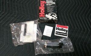 12-906 Holley Electric Fuel Pump Gas New for Civic Honda Acura Integra del Sol