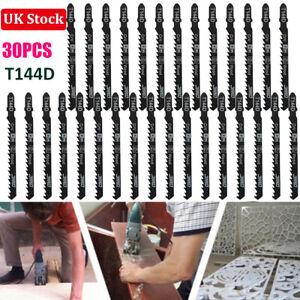 30x Saxton T Shank Jigsaw Blades Wood T144D fit Bosch, Dewalt, Makita UK