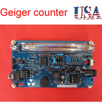 Assembled DIY Geiger Counter Nuclear Radiation Detector Beta Gamma Ray Arduino