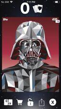 Topps Star Wars Digital Card Trader Fragmented Darth Vader Award