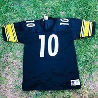 Vintage Champion Kordell Stewart #10 Pittsburgh Steelers Football Jersey