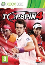 Top Spin 4 ~ XBox 360 (in Great Condition)