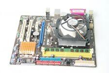 Asus µATX carte mère m2n68-am plus athlon x2 2x 2,3ghz 2 go ddr2 Sata Avec Ouverture
