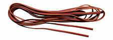 Apex RC Products 3m / 10' 22 Awg Orange Red Brown JR Style Servo Wire #1221