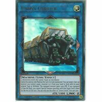 DUOV-EN009 Union Carrier | 1st Edition Ultra Rare | YuGiOh Trading Card Game TCG