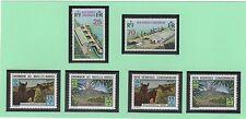 Nouvelles-Hébrides 6 timbres  neufs 1973 /T337