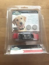 PetSafe Radio Fence Red Deluxe Ultralight Collar Receiver Ul-250 Damaged Box