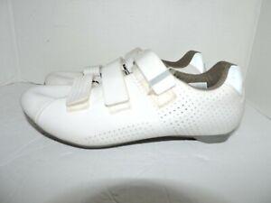 SHIMANO EXPLORER SERIES SH-RT500-WW Womens Cycling Shoes SZ 7.8 M, White,