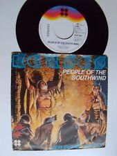 """KANSAS : People of the Southwind / Stay out of trouble 7"""" 45T KIRSHNER KIR 7426"""