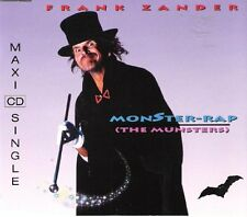 Frank Zander Monster-Rap (the munsters; 1992) [Maxi-CD]