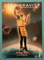 🔥Anthony Davis 2020-21 Donruss Zero Gravity - Los Angeles Lakers SP SSP🔥