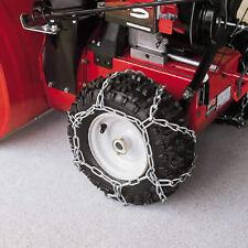 "MTD 16"" x 6.5"" Snow Blower Tire Chains"