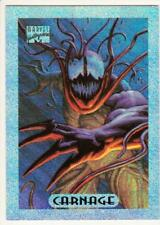 Marvel Masterpieces Limited Edition Holofoil Chase Card, CARNAGE, #2 of 10