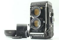 【NEAR MINT】 MAMIYA C330 Pro F TLR FILM CAMERA & Sekor 80mm f/2.8 Blue Dot Japan